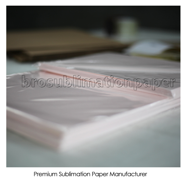 NEW!!!!!!A4 Sublimation Paper with Back Color